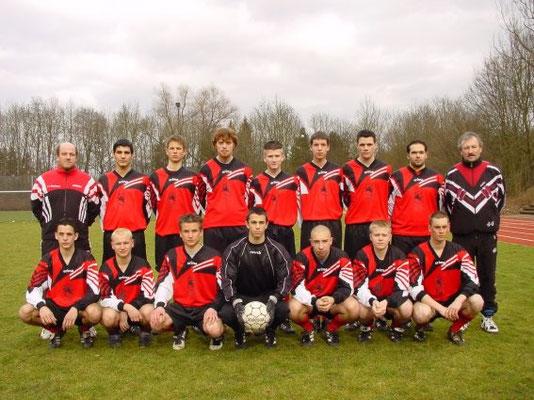 A-Jugend 2000/2001