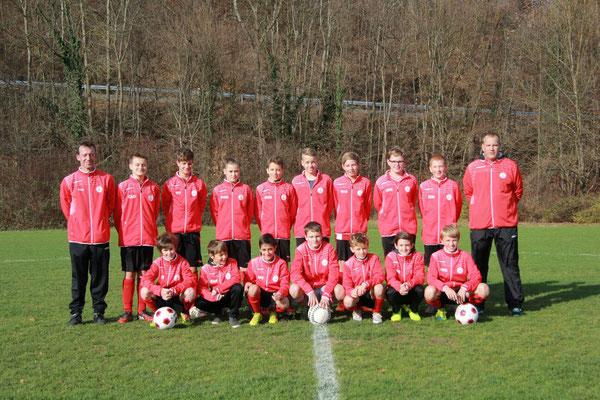 C2-Jugend 2015/2016