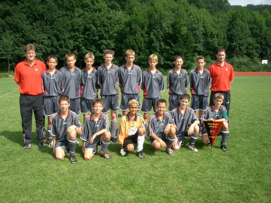 D1-Jugend 2002/2003