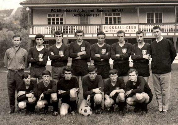 A-Jugend 1967/1968