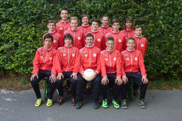 C1-Jugend 2015/2016