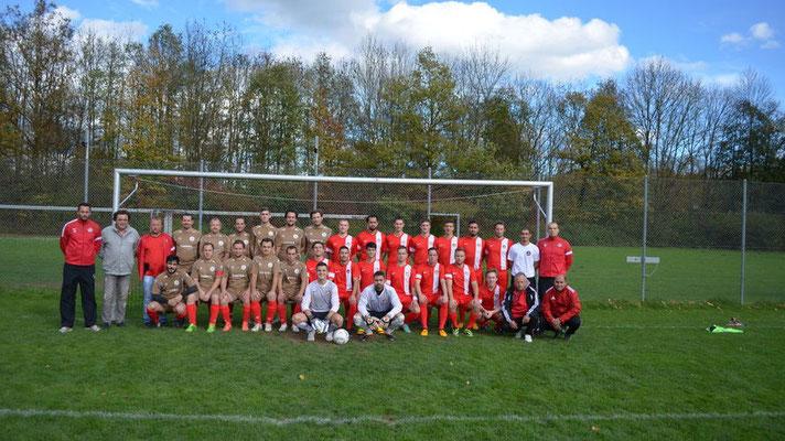 2. Mannschaft 2013/2014