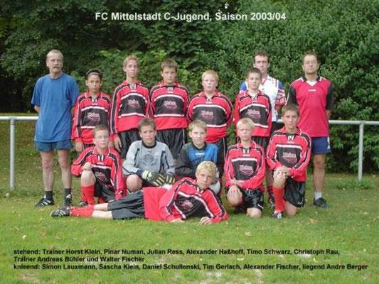 C-Jugend 2003/2004