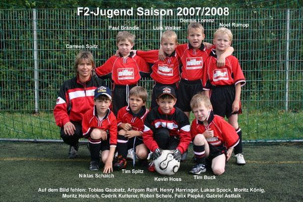 F2-Jugend 2007/2008