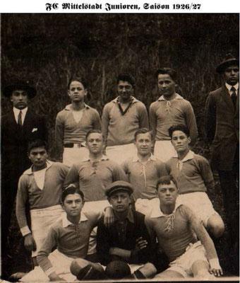 B-Jugend 1926/1927