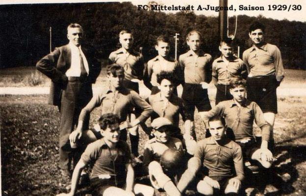 A-Jugend 1929/1930