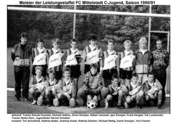 C-Jugend 1990/1991