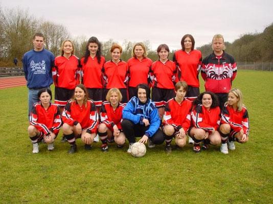 Damen 2000/2001