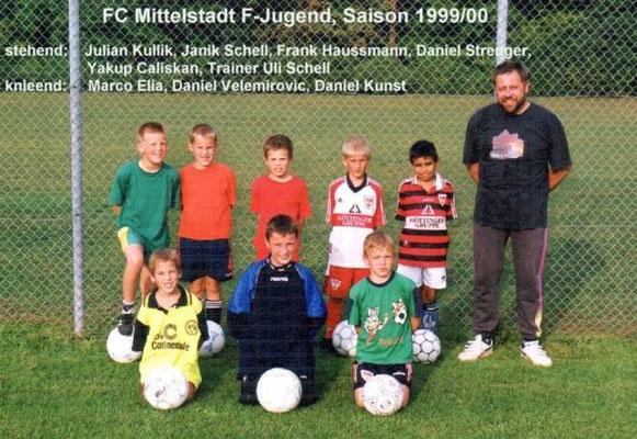F-Jugend 1999/2000