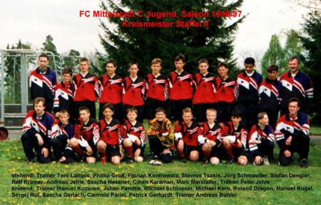 C-Jugend 1996/1997