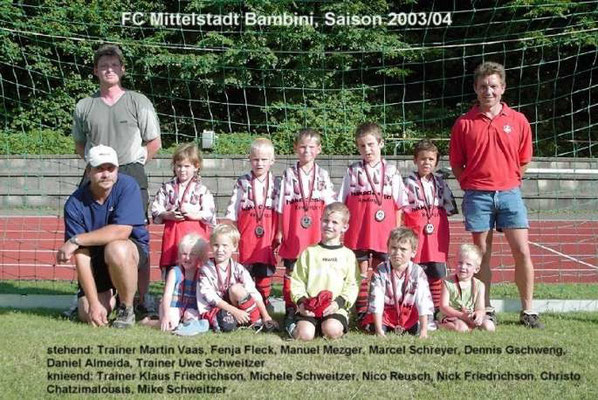 Bambini 2003/2004
