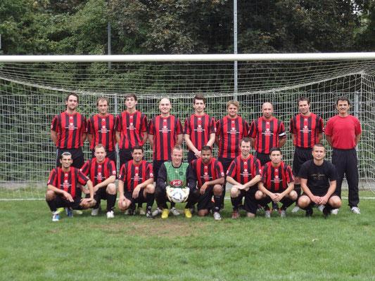 2. Mannschaft 2011/2012