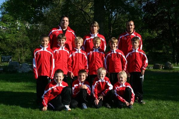 F2-Jugend 2008/2009
