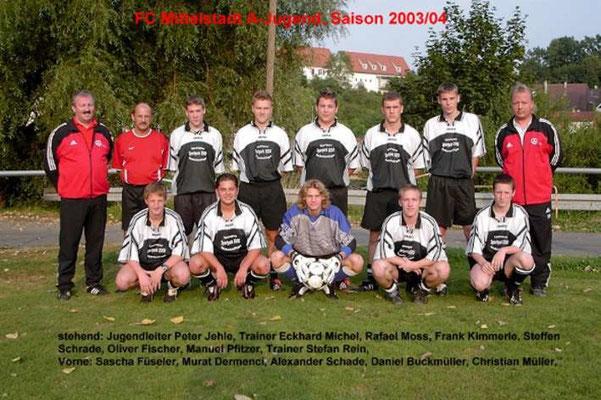 A-Jugend 2003/2004