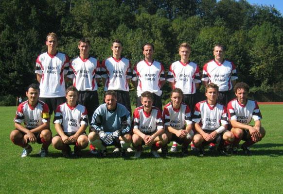 1. Mannschaft 2004/2005