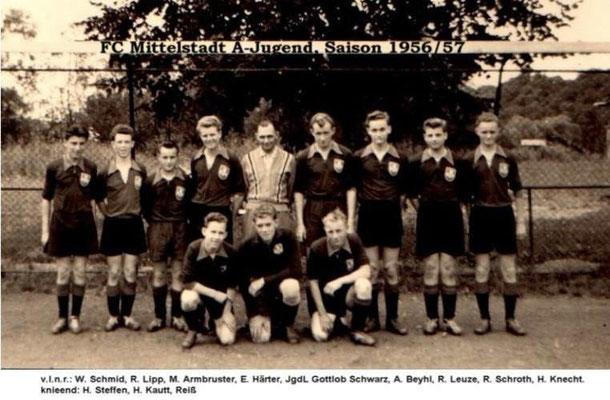 A-Jugend 1956/1957
