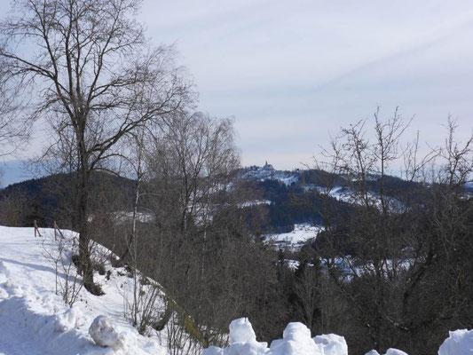 Blick auf St. Thomas am Blasenstein
