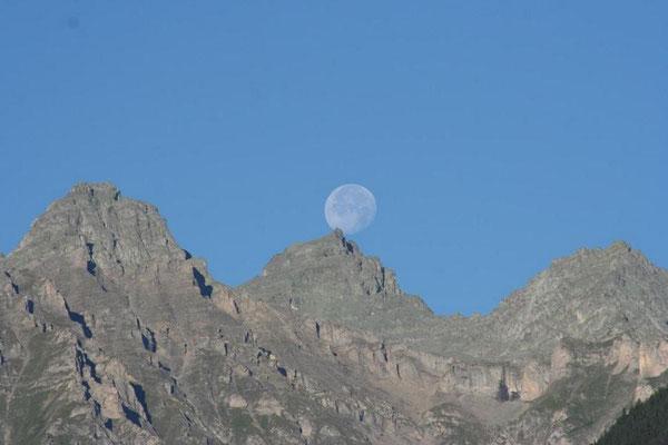 Piz Mundin Mond