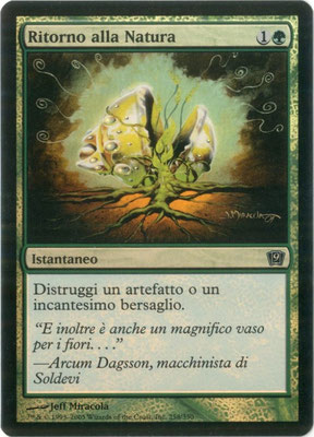 Naturalize Italian Ninth Edition foil