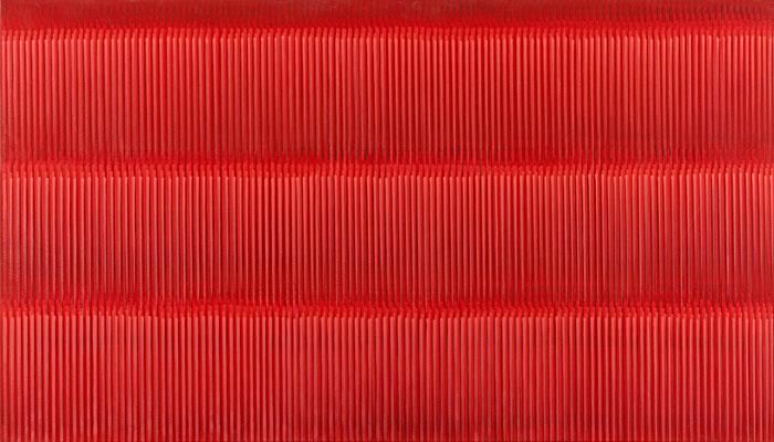 2. 3. 013, 80 x 140 cm, Acryl auf Leinwnad, 2013