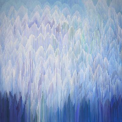 1.2.011, 150 x 150, Acryl auf Leinwand, 2011