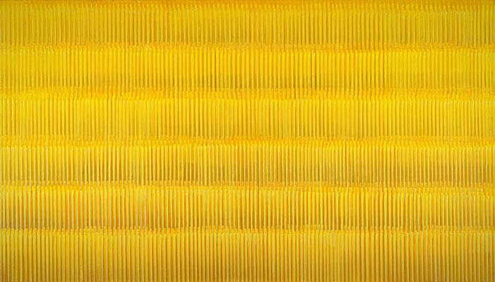 11. 4. 012, 80 x 140 cm, Acryl auf Leinwnad, 2012