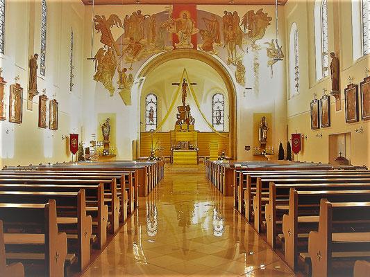 Foto: Astrid Schröder/ Katholische Pfarrkirche St. Martin in Rötz
