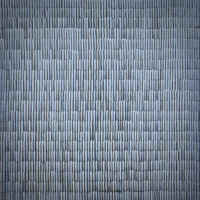 1.6.016,  70 x 70 cm, Acryl auf Leinwand, 2016
