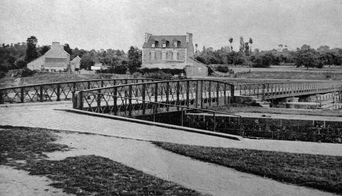 ancien pont de Lyvet