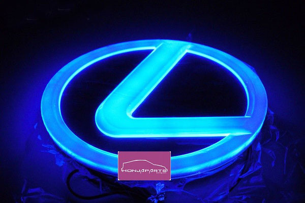 INSIGNIA LED AZUL-36€