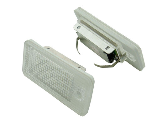 LUCES MATRICULA LED-30€