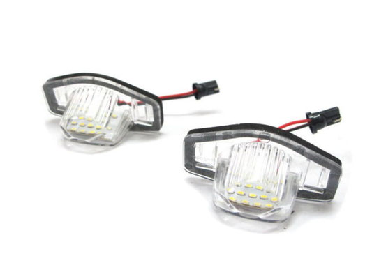 LUCES MATRICULA LED-45€