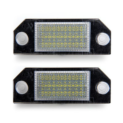 LUCES MATRICULA LED-35€