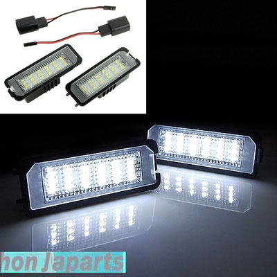 LUCES MATRICULA LED-29€