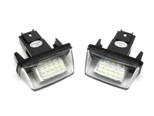 LUCES MATRICULA LED 45€