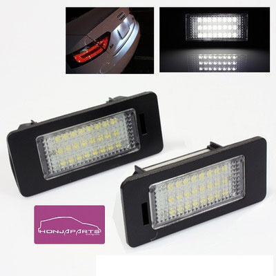 LUCES MATRICULA LED 30€