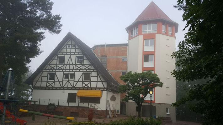 Das Hilschberghaus
