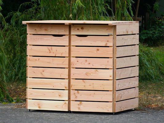 Spielzeugbox / Kinderwagenbox Holz, mit und ohne Einlageböden erhältlich.