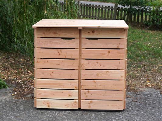 Spielzeugbox / Kinderwagenbox Holz, mit und ohne Einlegeböden erhältlich.