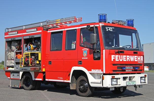 Feuerwehr Weiterstadt Einsätze