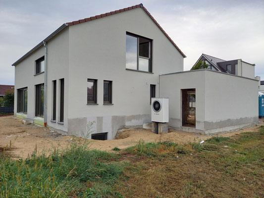 Neubau in Rheinzabern