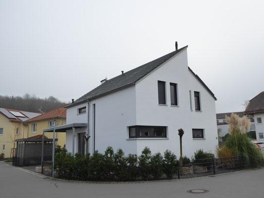 Einfamilienhaus in Rauhenberg, Baujahr 2012
