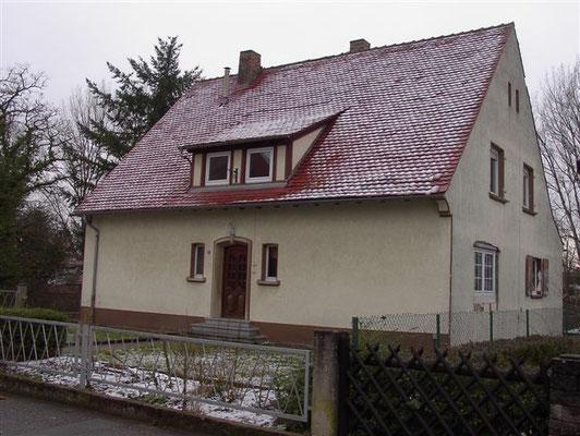 Baujahr 1950 in Hördt