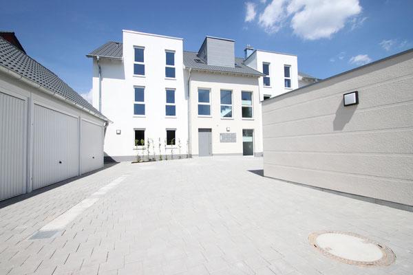 """6-Familienhaus """"Kilianhof"""" in Dudenhofen, Baujahr 2017"""