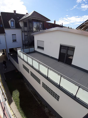 Zweifamilienwohnhaus mit Aufzugsanlage in Speyer