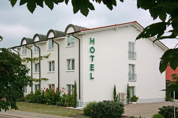 Hotelerweiterung in Bellheim, Baujahr 2013