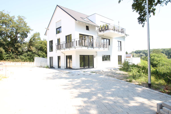 Mehrfamilienhaus in Hördt, Baujahr 2018