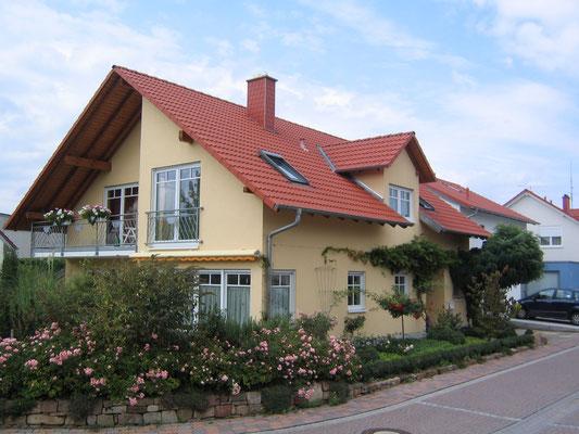 Einfamilienhaus in Wachenheim, Baujahr 2000