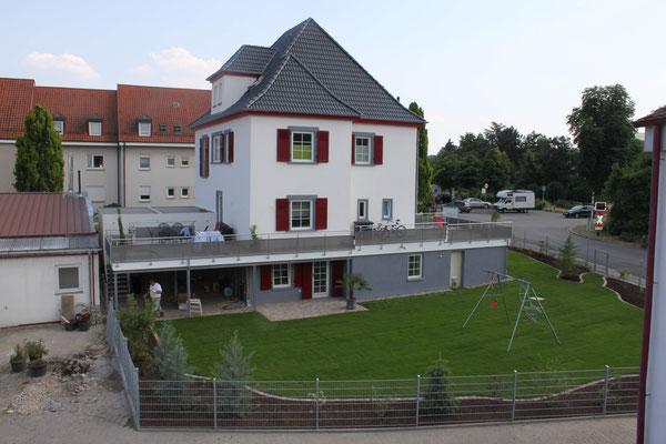 Saniert und modernisiert 2009