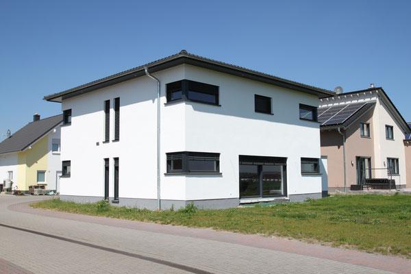 Stadtvilla in Hatzenbühl, Baujahr 2015